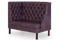 Диван Шлягер фото 3 цвет фиолетовый