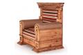 Кресло Кантри – доставка фото 3 цвет коричневый