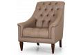 Кресло Элеганс фото 2 цвет коричневый