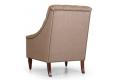 Кресло Элеганс фото 4 цвет коричневый