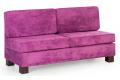 Диван Кивик – доставка фото 1 цвет фиолетовый