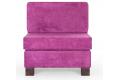 Кресло Кивик фото 2 цвет фиолетовый
