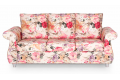 Диван Шале – отзывы покупателей фото 2 цвет розовый