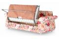 Диван Шале – отзывы покупателей фото 7 цвет розовый