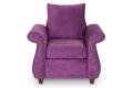 Кресло Шале – отзывы покупателей фото 2 цвет фиолетовый