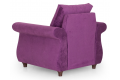 Кресло Шале – отзывы покупателей фото 4 цвет фиолетовый