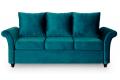 Диван Мэдисон фото 5 цвет зеленый
