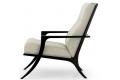 Кресло Лаундж – доставка фото 2 цвет белый