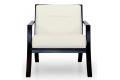 Кресло Лаундж mini – доставка фото 2 цвет белый