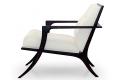 Кресло Лаундж mini – доставка фото 3 цвет белый