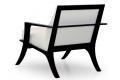 Кресло Лаундж mini – отзывы покупателей фото 4 цвет белый