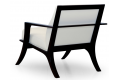Кресло Лаундж mini – доставка фото 4 цвет белый
