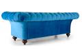 Диван Ричард – отзывы покупателей фото 4 цвет синий