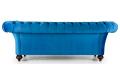 Диван Ричард – отзывы покупателей фото 5 цвет синий