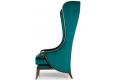 Кресло Корона – характеристики фото 3 цвет зеленый