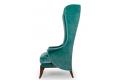 Кресло Трон фото 3 цвет зеленый