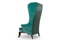 Кресло Трон фото 4 цвет зеленый