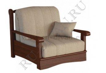 Кресло-кровать Рея фото 1 цвет коричневый