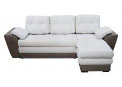 Угловой диван Император-2 (Белый)