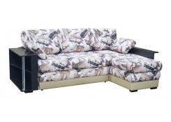 Угловой диван Император-6 описание, фото, выбор ткани или обивки, цены, характеристики
