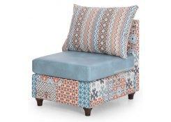 Кресло Шале без подлокотников описание, фото, выбор ткани или обивки, цены, характеристики
