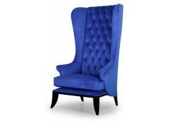 Кресло Трон (Синий)
