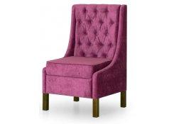 Кресло Капитоне М(Фиолетовый)