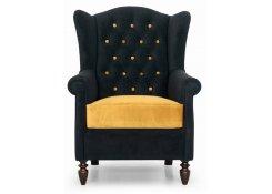Кресло Лорд Капитоне (Черный)