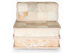 Кресло Пэчворк Бисквит описание, фото, выбор ткани или обивки, цены, характеристики
