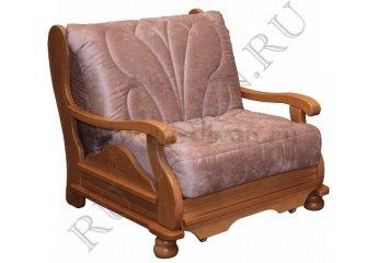 Кресло-кровать Милан фото 1 цвет коричневый