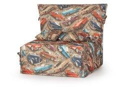 Кресло-кровать Флора (Коричневый)