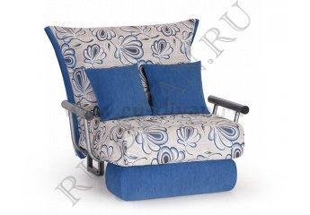 Кресло-кровать Астра – характеристики фото 1 цвет синий