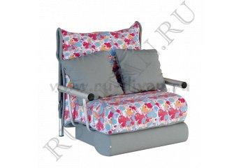 Кресло-кровать Астра фото 1 цвет серый