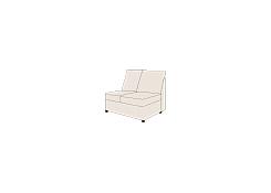 Модуль диван прямой Шале