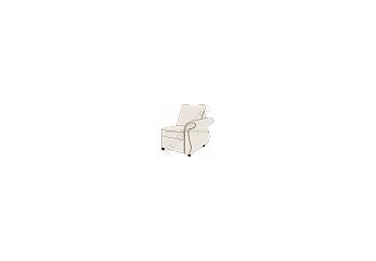 Модуль кресло с подлокотником Шале – характеристики фото 1