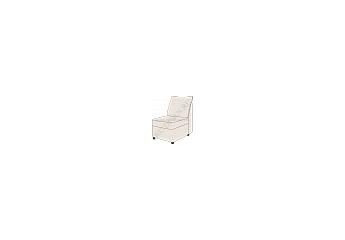Модуль кресло без подлокотников Сохо – доставка фото 1