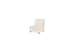 Модуль диван прямой Сохо