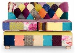 Двухместный диван Честер без подлокотников описание, фото, выбор ткани или обивки, цены, характеристики