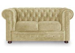 Прямой диван Честер (Зеленый)
