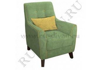 Кресло Френсис фото 1 цвет зеленый