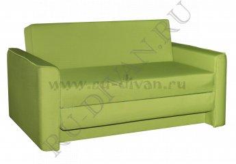 Диван-раскладушка Реджинальд 5 – характеристики фото 1 цвет зеленый