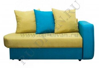 Кушетка Мотиви фото 1 цвета: желтый, голубой