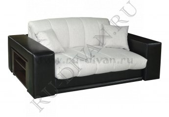 Диван Максимус 2 аккордеон – доставка фото 1 цвет серый