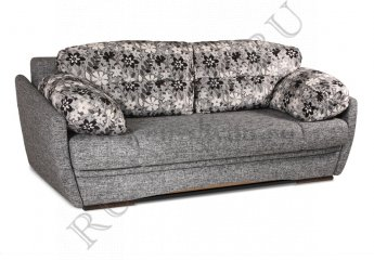 Диван Монро еврокнижка фото 1 цвет серый