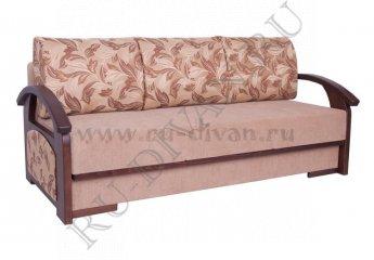 Диван Нисон еврокнижка фото 1 цвет коричневый