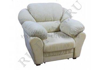 Кресло Лорентина фото 1 цвет бежевый
