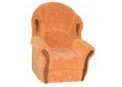 Кресло Миланта (Оранжевый)