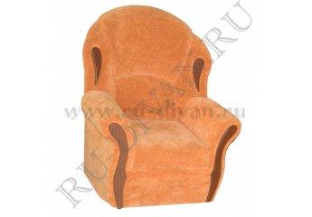 Кресло Миланта фото 1 цвет оранжевый