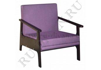 Кресло-кровать Садовод фото 1 цвет фиолетовый