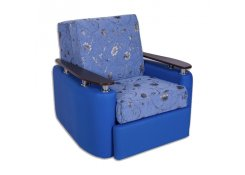 Кресло-кровать Блюз 6АК описание, фото, выбор ткани или обивки, цены, характеристики